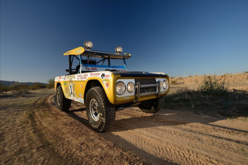 "1969 Ford Bronco ""Big Oly"" Two-Time Baja 1000 Winner Up For Auction"
