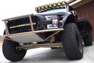 Video: This Ford Ranger Packs a 680HP Big Block Chevy Motor