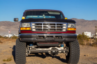 Long Live The Long Bed: Nick Ganotice's 1995 Ford F-250
