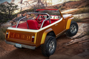 Jeep Rolls Out Seven Sweet Concepts For Easter Jeep Safari 2021
