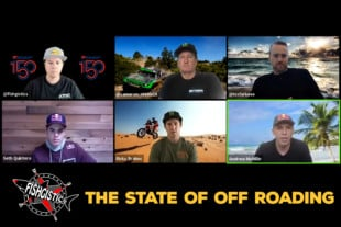 The State Of Off Roading And Its Future: Possibly A 5,000 Mile Race?