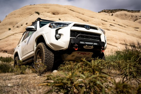 Quick Hit: Body Armor 4X4's Hiline Front Winch Bumper