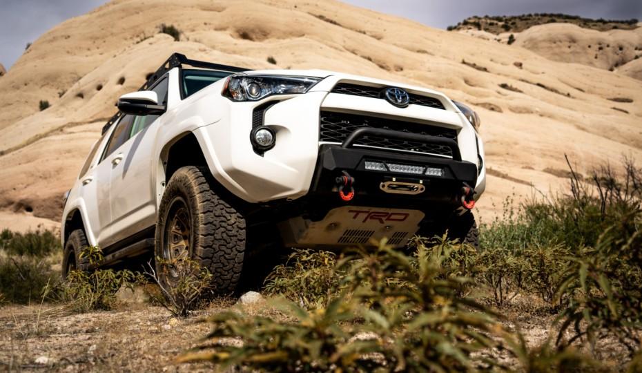 Quick Hit: Body Armor 4X4's Hiline Front Winch Bumper