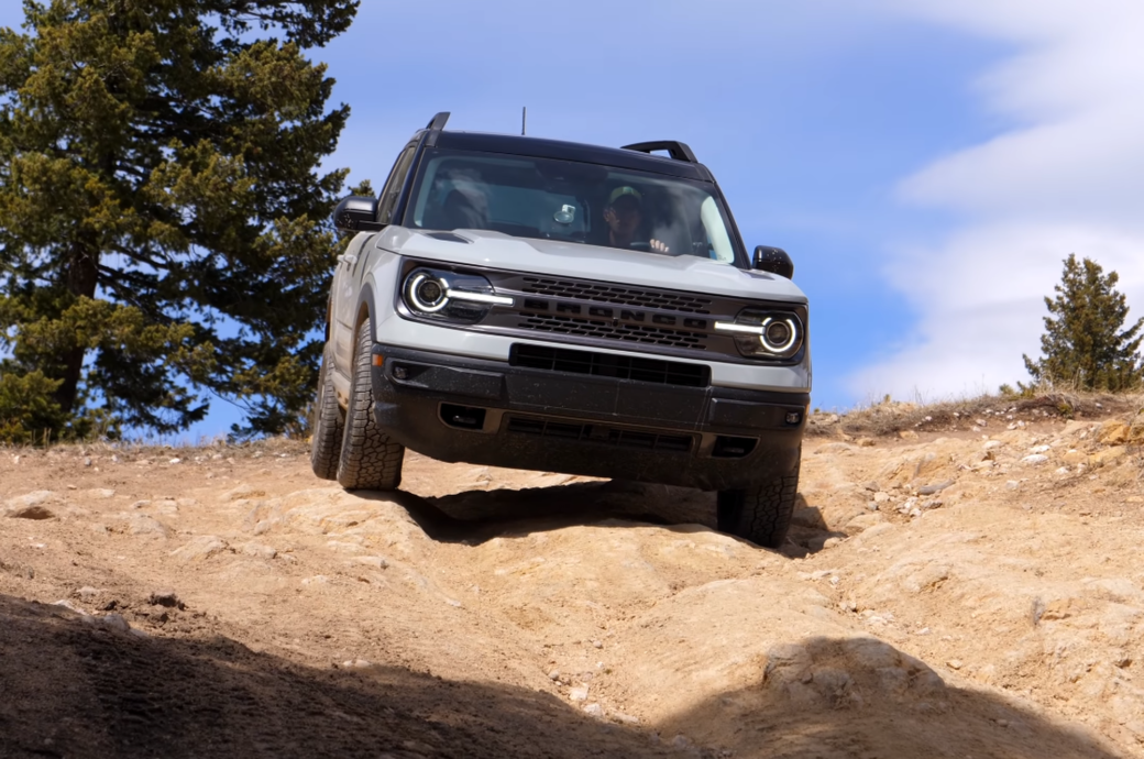 TFLoffroad Proves Ford Bronco Sport is a Capable Off-Roader