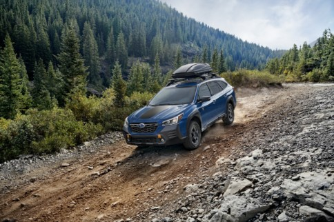 All-New 2022 Subaru Outback Wilderness Makes its Global Debut