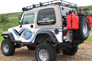 Here's What Makes A Garvin Industries Roof Rack Special