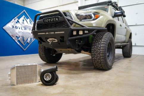 Macho Taco: ProCharger Install On Toyota Tacoma