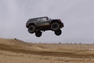 Terra Crew Takeover LACR MX: Trucks on a Motocross Track