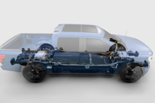 F-150 Lightning Charges Into The Future As All-Electric Pickup