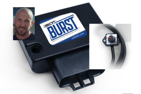 "HGTV's Host of ""Inside Out"" Mike Pyle Installs an SCT Burst Throttle"