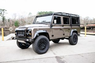 Osprey Custom Cars Builds Custom Classic Defenders
