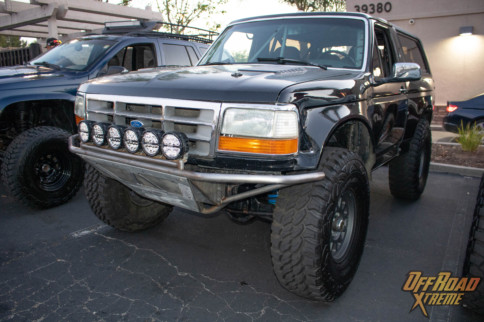 Tacos and Trucks: Truck Meet Full Of Off-Road Rigs, And PreRunners