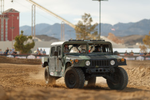 "The Mint 400 New ""Military Vehicle"" Class Is Open To All"
