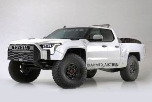 2022 Toyota Tundra Leaked Out And Internet Fan Hype Takes Over