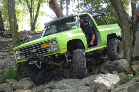 Event Alert: @FullSize_Takeover - Rock Crawling In The Appalachians