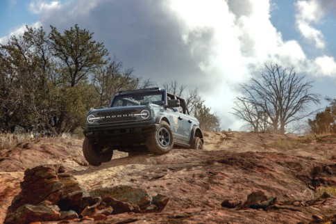 Ford Opens Four Bronco Ranches Exclusively For New SUV Owners
