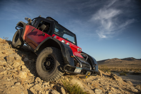 Glickenhaus To Enter Baja 1000 With a Fuel-Cell Powered Baja Boot