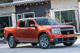 What's In A Name: Ford Re-Makes Maverick Into Urban-Ability Hauler
