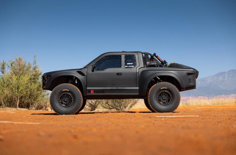 Knine Racing UTV Raptor PreRunner Is A Can-Am X3 Built For Business