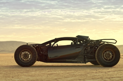 LS-Powered Off-Road Lamborghini To Race The Mint 400