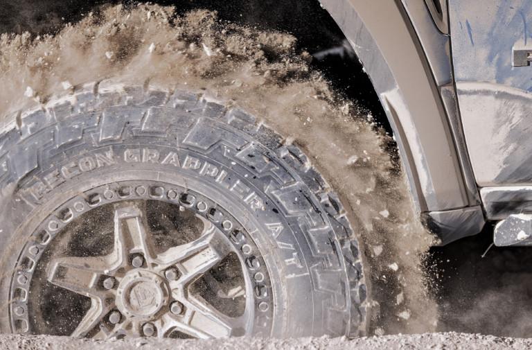 Nitto Announces New Recon Grappler All-Terrain Light Truck Tire