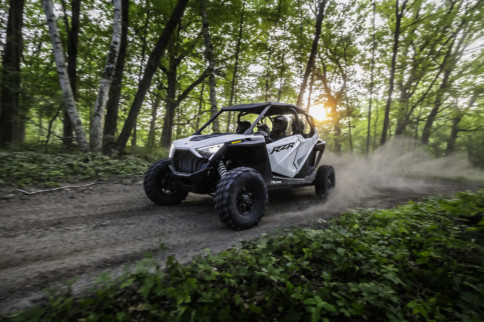 New 2022 Polaris Off-Road Vehicle Lineup With Ride Command GPS