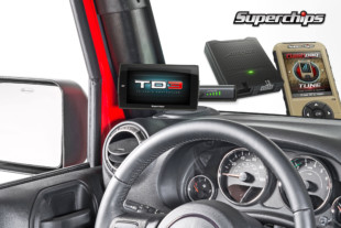 Soup Up Your Jeep Wrangler With Superchips Products