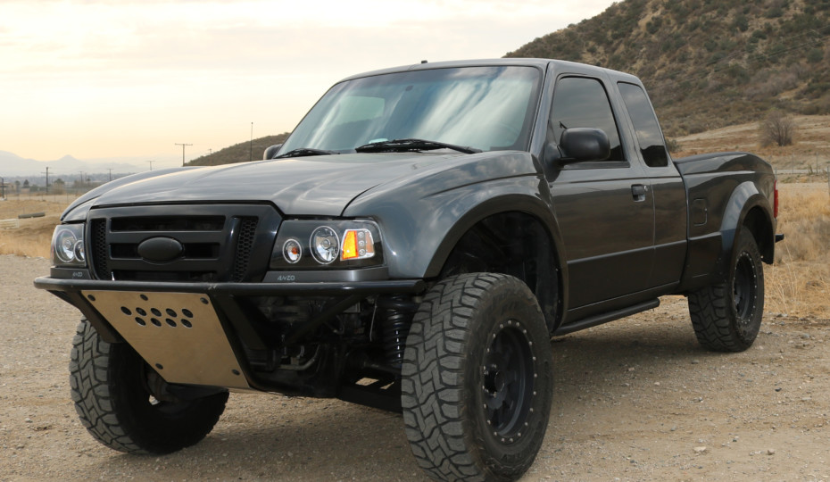 We're Building A Project PreRunner! ORX's Ford Ranger Level II