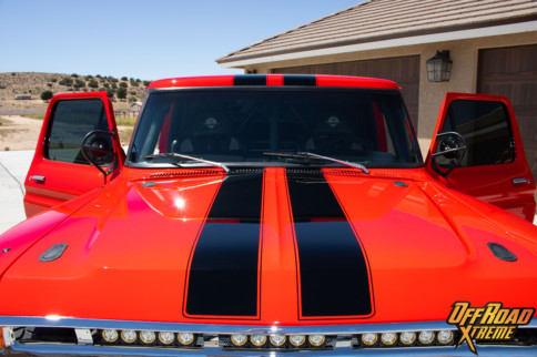 Vehicle Feature Spotlight: Mike Linares 1977 F100 PreRunner