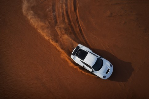 Off-Road Capable Porsche 911 Blends Speed with Modern Comfort