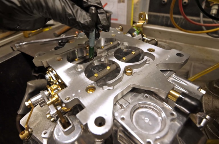 How A Carburetor Comes To Life With Holley And Smarter Every Day