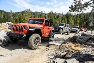 Jeep's 80th Anniversary Celebration Was A Nostalgic Adventure
