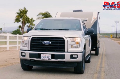 Loaded or Not: Roadmaster Active Suspension Benefits Your Ford F-150