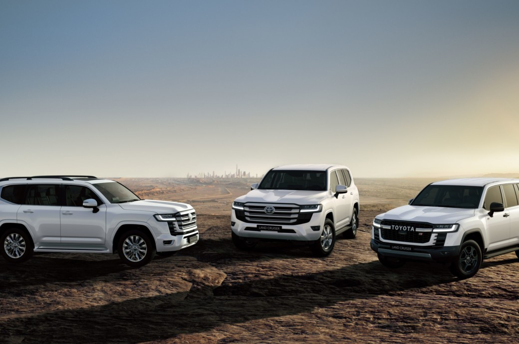 The 300 Series Land Cruiser And Will It Be Available In The States?