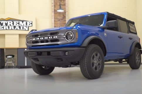 Video: ExtremeTerrain Review Of The 2021 Ford Bronco