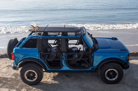 West Coast Vibes With Custom Built Bronco Riptide