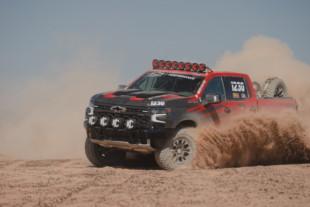 2021 Laughlin Desert Classic and the 2022 Chevrolet Silverado ZR2