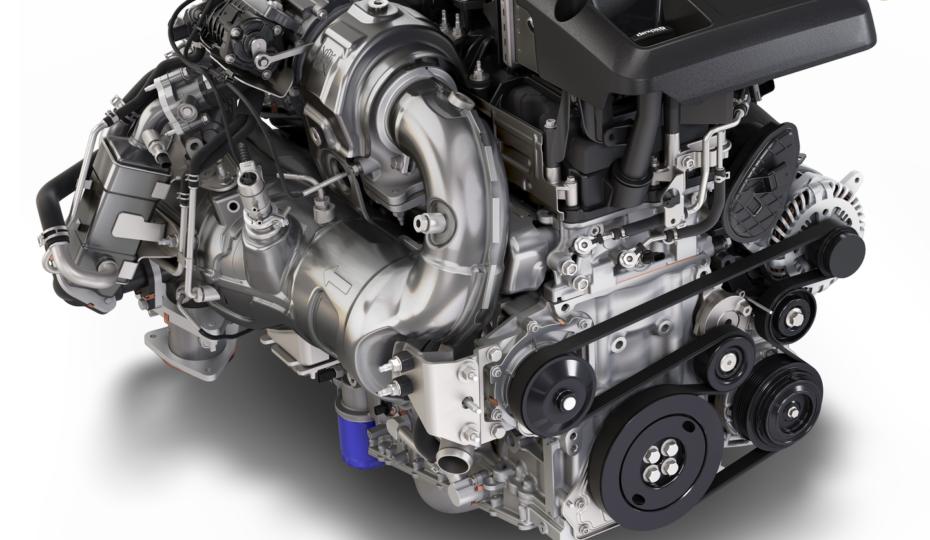 2022 Silverado 3.0-Liter Duramax Get Big Towing Boost