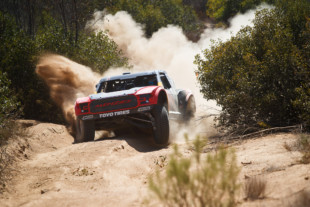 See What It Takes To Win The SCORE Baja 400 With Bryce Menzies