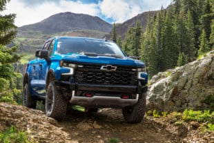 ZR2 Flagship Revealed In All New 2022 Chevrolet Silverado Lineup
