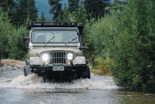 Ball and Buck CJ-8 Jeep ARB Overland Edition Launched