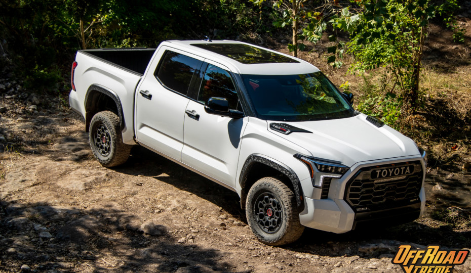 First Impressions: 2022 Tundra TRD Pro With Off Road Xtreme